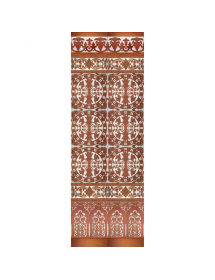 Mosaico Relieve MZ-M037-91
