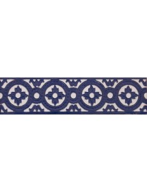 Azulejo Sevillano relieve MZ-029-41