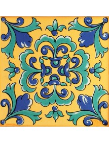 Azulejo 02AS-OROMANA20AZ