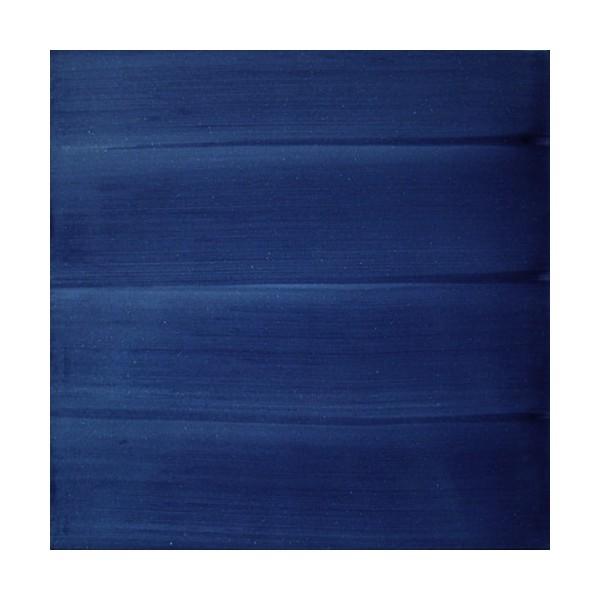 Azulejo pincelado azul hispalcer mica for Azulejo azul