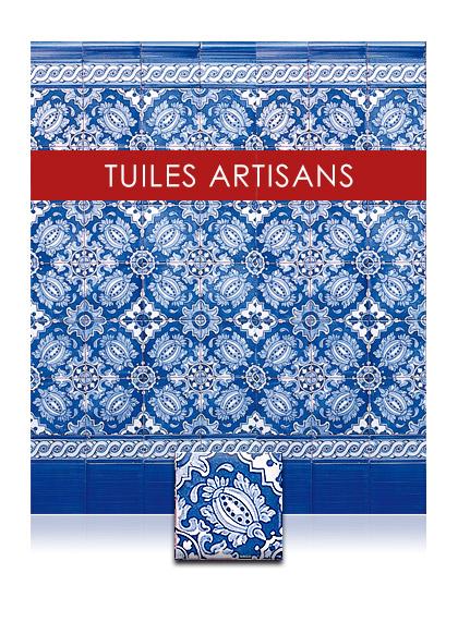 Tuiles artisans