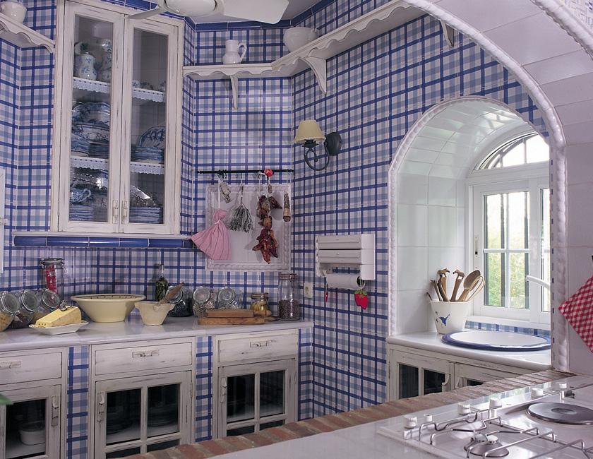 Azulejos rusticos para bao good finest para with muebles Pintar azulejos a mano