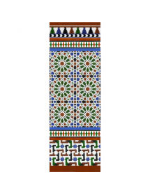 Mosaico Relieve MZ-M039-00