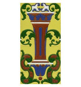 Azulejo Relieve MZ-059-03