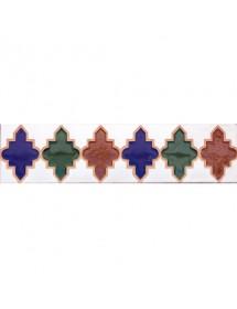 Azulejo Árabe relieve MZ-061-00