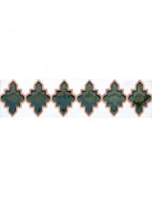 Azulejo Árabe relieve MZ-061-21