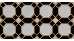 Faïence arabe relief MZ-003-15