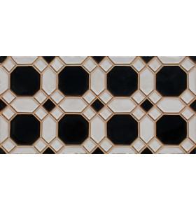 Faïence arabe relief MZ-003-51