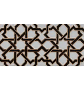 Azulejo Árabe relieve MZ-006-15