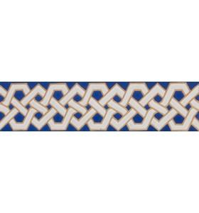Azulejo Árabe relieve MZ-008-14
