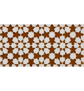 Azulejo Árabe relieve MZ-010-13