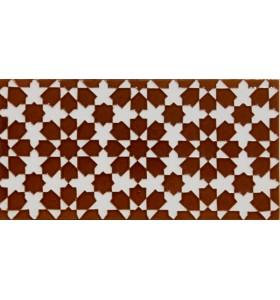 Faïence arabe relief MZ-010-31