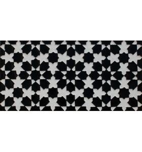 Faïence arabe relief MZ-010-51