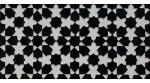 Azulejo Árabe relieve MZ-010-51