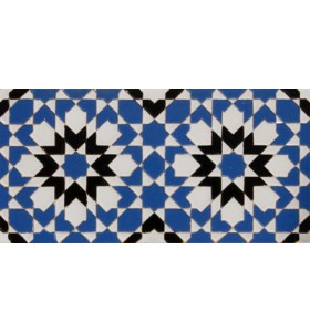Azulejo Árabe relieve MZ-013-451