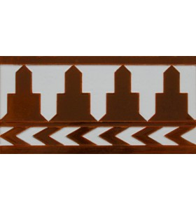 Azulejo Árabe relieve MZ-016-31