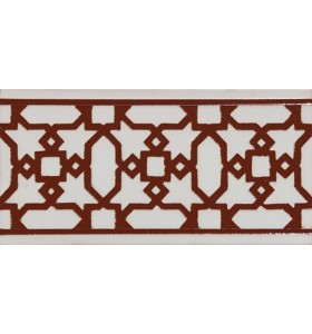 Azulejo Árabe relieve MZ-015-13