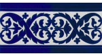 Azulejo Árabe relieve MZ-026-41