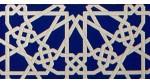 Azulejo Árabe relieve MZ-039-41