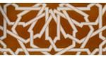 Azulejo Árabe relieve MZ-040-31