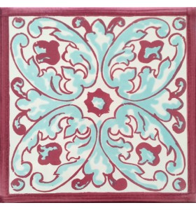 Azulejo 02AS-ALBAHACA15AZ