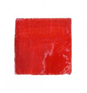 Faïence rouge cristalline