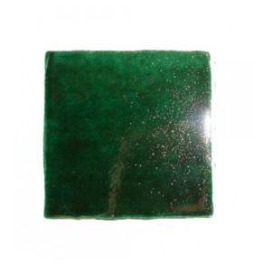 Azulejo cristalina verde