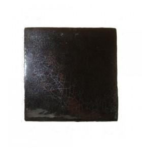 Azulejo cristalina negro