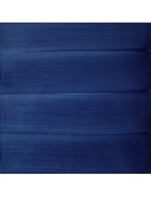 Faïence bleu