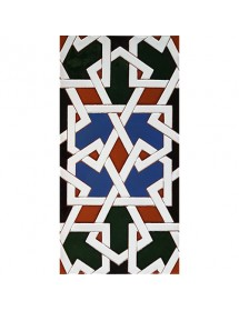 Relief Arabian tile MZ-070-00