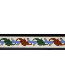 Sevillian relief tile MZ-057-00