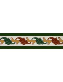 Sevillian relief tile MZ-057-01