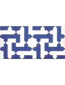 Faïence arabe relief MZ-041-41