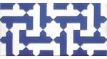 Azulejo Árabe relieve MZ-041-41