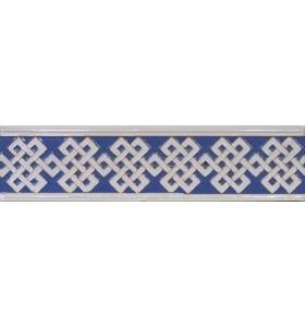 Azulejo Árabe relieve MZ-025-14
