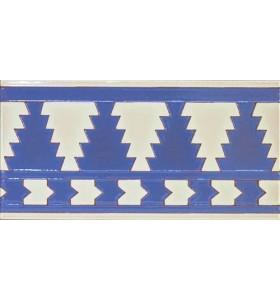 Faïence arabe relief MZ-019-41