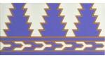 Azulejo Árabe relieve MZ-005-41