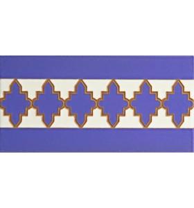 Relief Arabian tile MZ-004-41