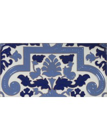 Sevillian relief tile MZ-053-441A