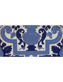 Sevillian relief tile MZ-053-441B
