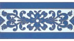 Azulejo Sevillano relieve MZ-033-41