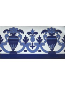 Sevillian relief tile MZ-027-441