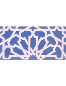 Faïence arabe relief MZ-040-41