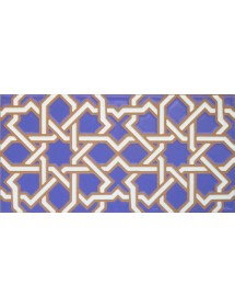 Azulejo Árabe relieve MZ-006-41