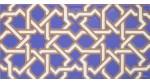 Azulejo Árabe relieve MZ-006-41