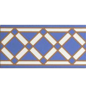 Azulejo Árabe relieve MZ-009-41