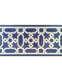 Azulejo Árabe relieve MZ-015-41