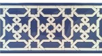 Azulejo Árabe relieve MZ-015-41