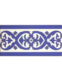 Sevillian relief tile MZ-026-441