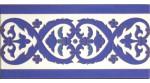 Azulejo Sevillano relieve MZ-026-41